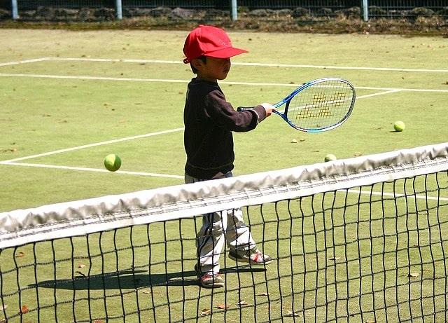 テニス初心者のようなもの